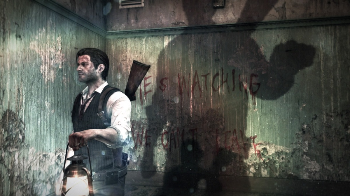 Month of Evil (Part 3) – The Evil Within